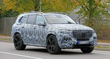 Official: New Mercedes-Benz GLS will get Maybach version