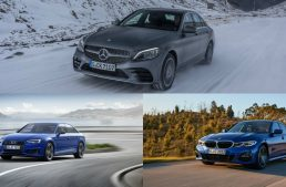 Sales 2018: Mercedes-Benz maintains number 1 position in the premium segment