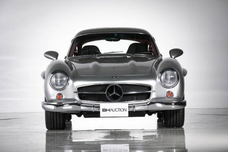 Mercedes-Benz 300 SL Gullwing restored by AMG (6)