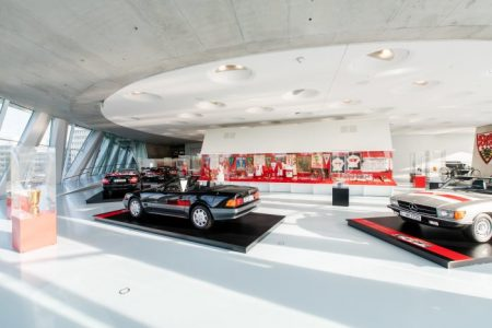 Mercedes-Benz Museum gallery