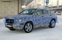 2020 Mercedes-Benz GLE Coupe caught again: New spy pics