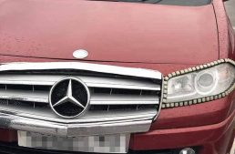 """Renault """"Mercgane"""" – Meet the Renault disguised in a Benz"""
