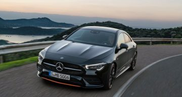 The new Mercedes-Benz CLA – Official data and photographs