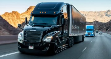 CES 2019: Mercedes-Benz invests a fortune in self-driving trucks