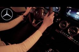 Let there be light: 2020 Mercedes-Benz CLA interior teaser
