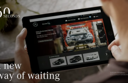 Mercedes me now lets you follow the production of your new car (video)