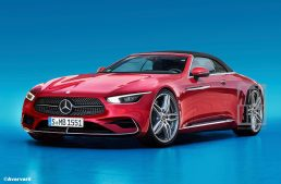 Every new Mercedes-AMG model until 2021 detailed by Auto Bild