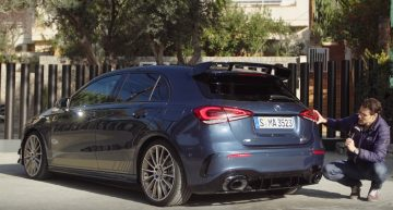 Mercedes-AMG A 35 video test: Is it a real hot hatch or more of a warm one?
