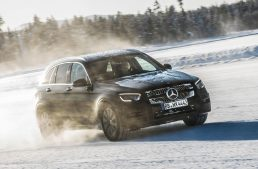 Updated 2019 Mercedes GLC driven in GLC 300 4Matic EQ Boost hybrid guise