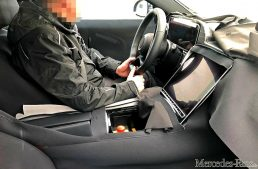 FIRST EVER INTERIOR PICS: All-new 2020 Mercedes-Benz S-Class flagship spied