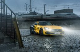 Mercedes-AMG GT R by Fostla – Extra stance, extra performance