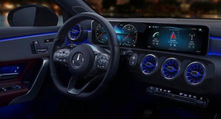 Mercedes-Benz A-Class Sedan Super Bowl 2019 (1)