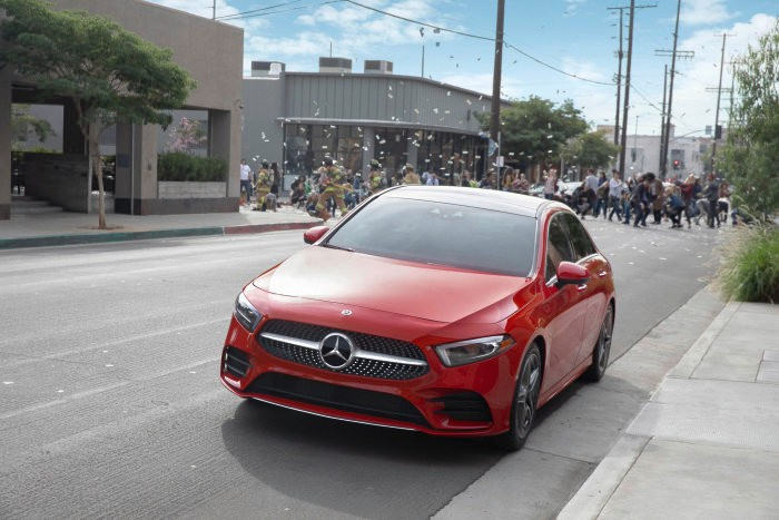 Super Bowl 2019 – This is the ad Mercedes-Benz will air during the NFL final