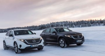 Electric car wars could spawn common platform for BMW and Mercedes?