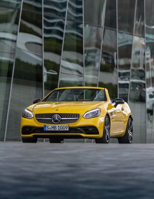 Mercedes-Benz SLC Final Edition (15)