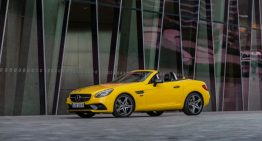 Mercedes-Benz SLC Final Edition – Official data and photos