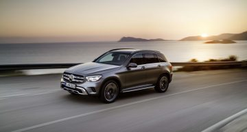 High reliability for Mercedes models in TUV report 2020
