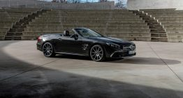 Mercedes-Benz launches the limited run SL Grand Edition