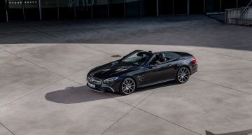 End of production for Mercedes-AMG SL 63