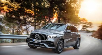 Official: 2020 Mercedes-AMG GLE 53 4MATIC+ coming to Geneva with 435 hp