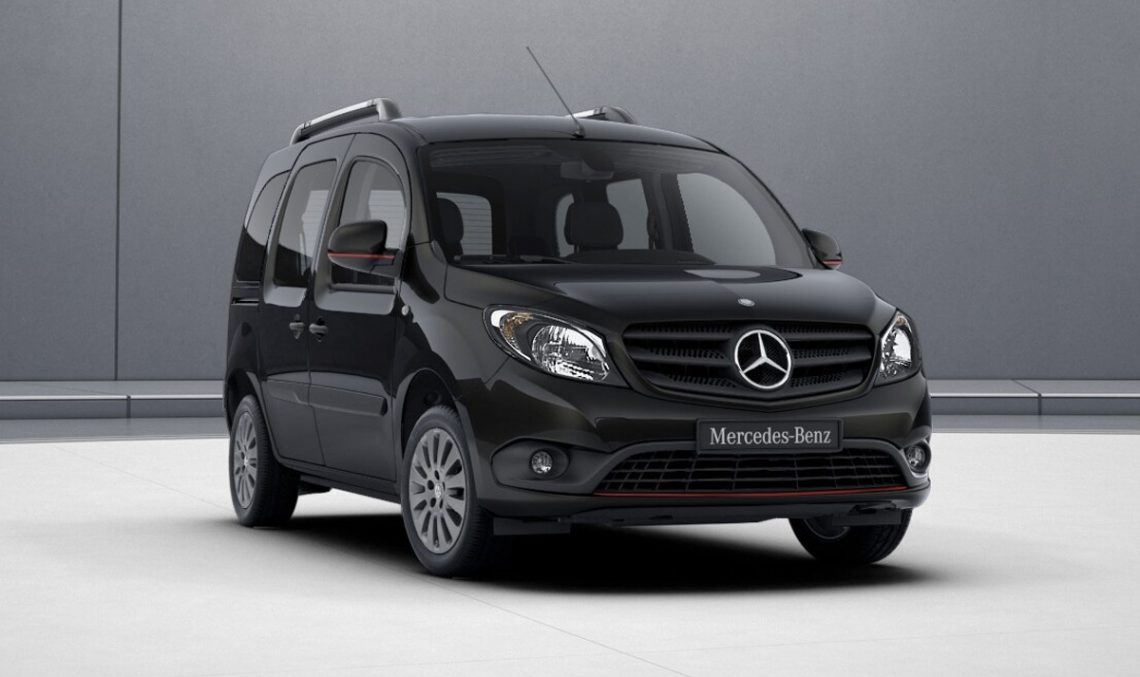 2019 Mercedes-Benz Citan Tourer gets new Renault engine and style package
