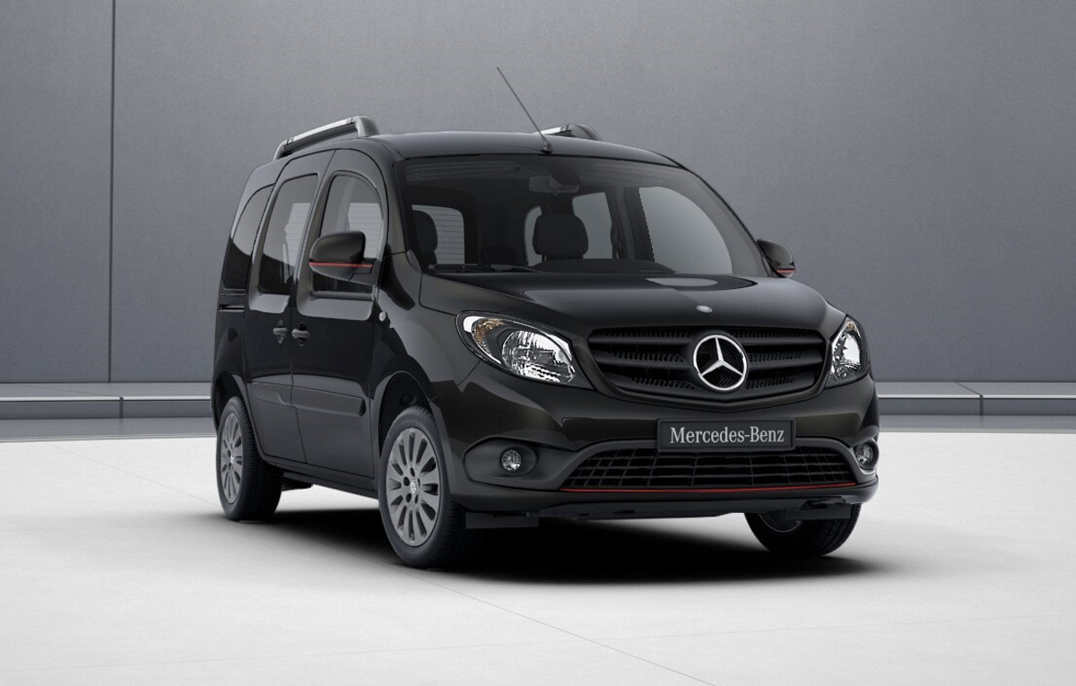 Mercedes Benz Gl Class >> 2019 Mercedes-Benz Citan Tourer gets new Renault engine ...