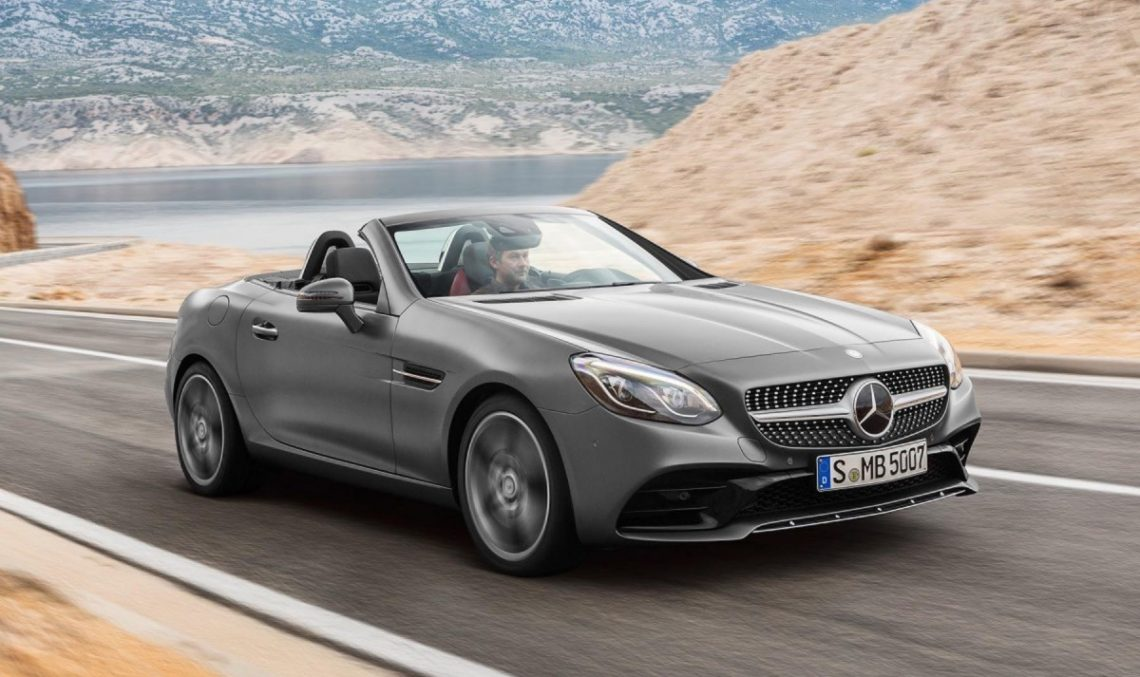 The end of an era: No substitute for the Mercedes SLC?