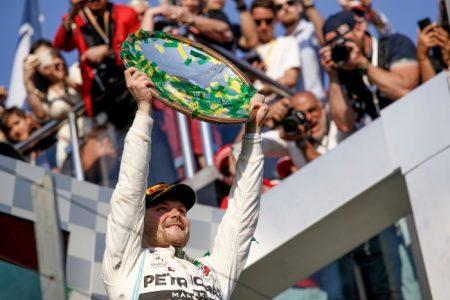 Australian Grand Prix Valtteri Bottas (4)