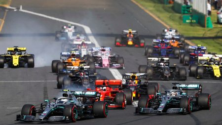 Australian Grand Prix Valtteri Bottas (6)