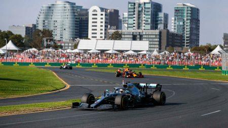 Australian Grand Prix Valtteri Bottas (7)