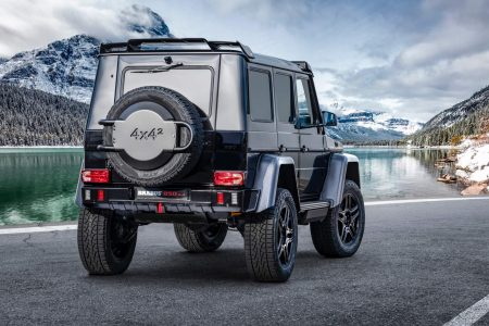 Brabus 850 6.0 Biturbo 4×4² Final Edition