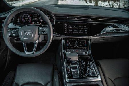 Comparison test Audi Q8 (4)