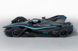 LIVE from Geneva 2019: the Formula E racing car revealed