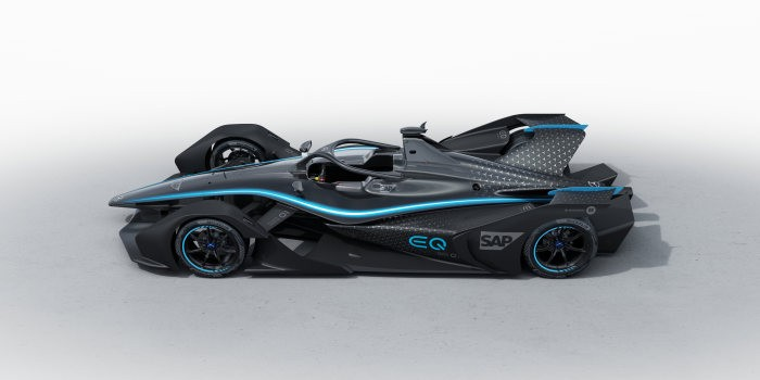 LIVE from Geneva 2019: the Formula E racing car revealed