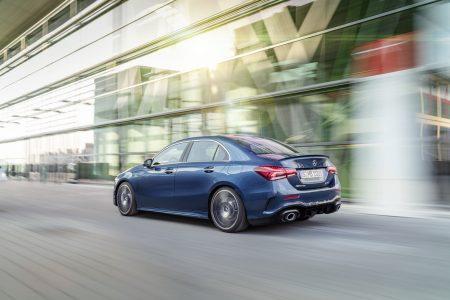 New Mercedes-AMG A 35 Sedan
