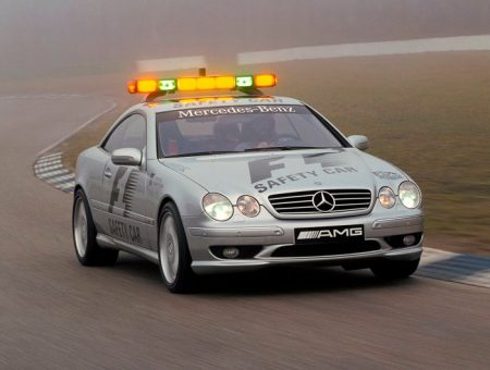 Mercedes-Benz CL of the C 215 model series (6)