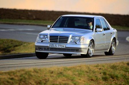 Mercedes-Benz E 500 (2)
