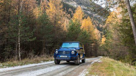 Mercedes-Benz G 400 d (3)