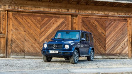 Mercedes-Benz G 400 d (5)
