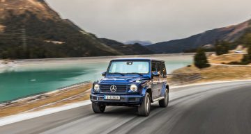 Leaked – Mercedes-Benz G 400 d arrives this year