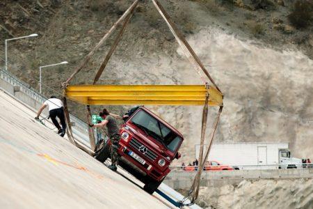 Mercedes-Benz G-Class gravity Punta Nera Dam (12)