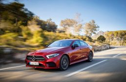 Now you can afford a Mercedes CLS too: New entry-level diesel for four-door coupe