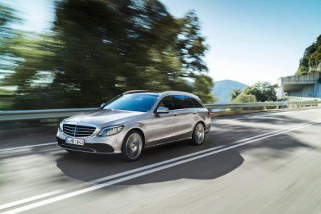 Mercedes-Benz sales E-Class Estate