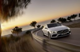 LIVE from Geneva 2019 – The new Mercedes-Benz CLA Shooting Brake