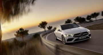 Prices of the new Mercedes-Benz CLA Shooting Brake start at…