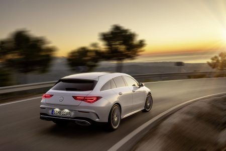 New Mercedes-Benz CLA Shooting Brake (6)