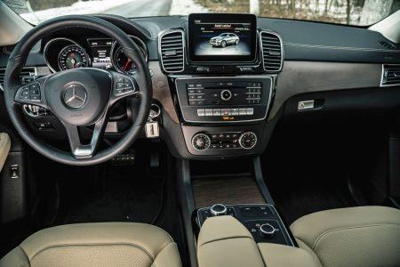 comparison test Mercedes GLE Coupe