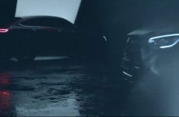 Coming soon. Mercedes-Benz GLC Coupe teased