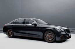 LIVE from Geneva 2019: Last V12 Mercedes-AMG S 65 Final Edition with 630 hp