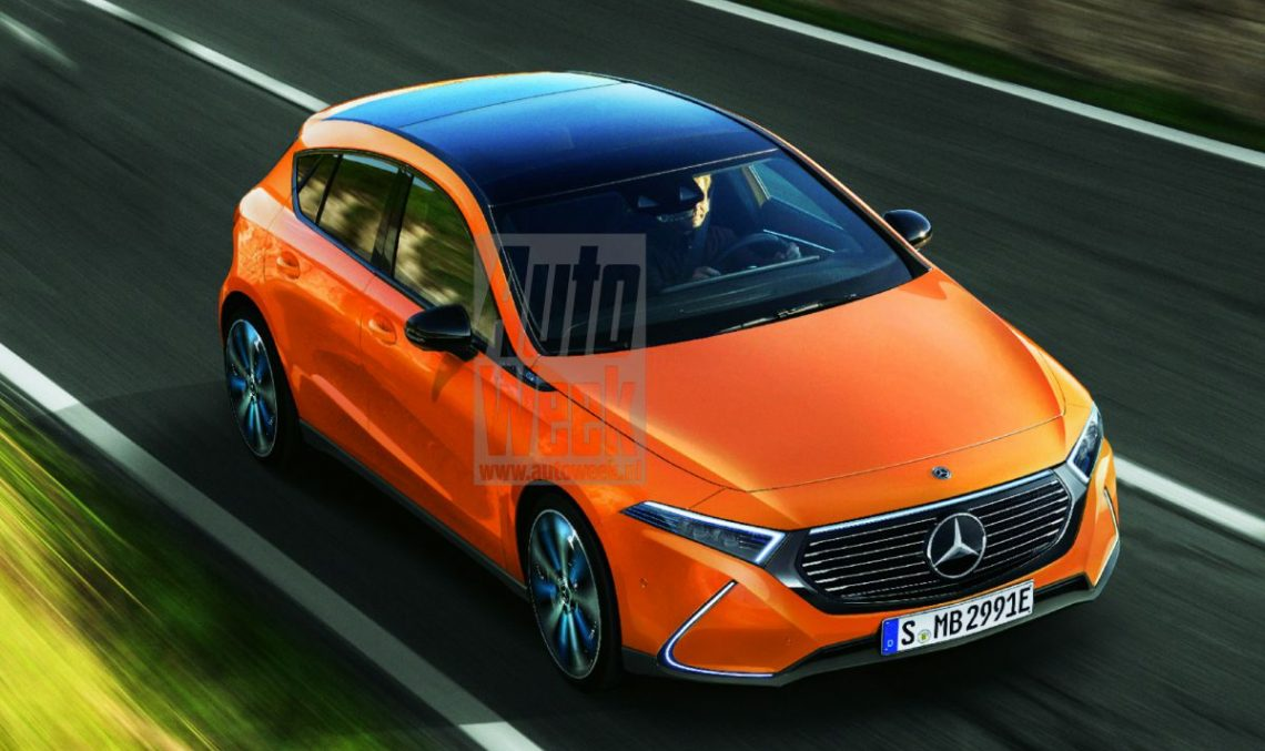 Revolution: Everything we know about the fully electric Mercedes-Benz EQ A